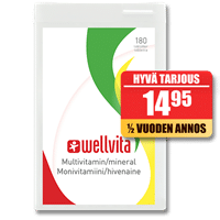 Wellvita Multivitamin