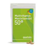 Wellvita Monivitamiini 50+